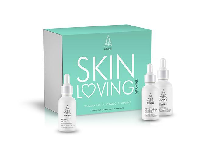 Alpha-H Skin Loving Vitamins Kit Web
