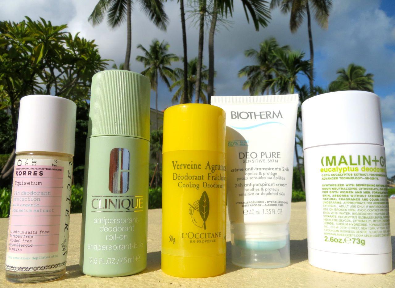 Deotest Bahamas Producten