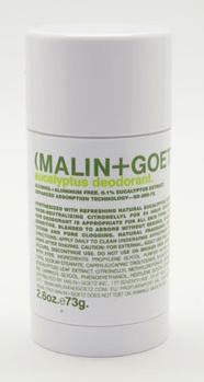 Malin en Goetz Eucalyptus Deodorant