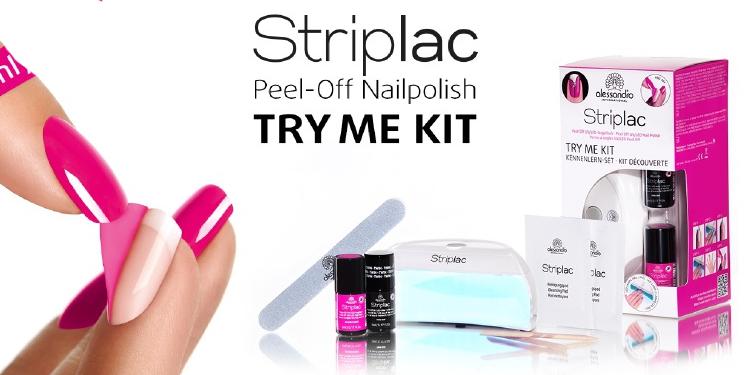 striplac try me kit uitg