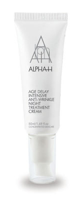 Alpha-H Age Delay Anti Wrinkle Night Cream