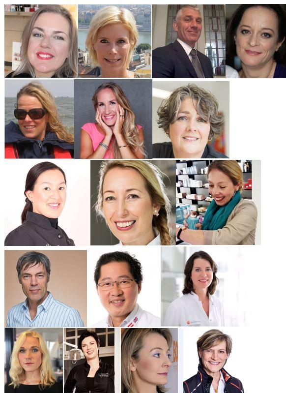beautyjournaal medewerkers 2015