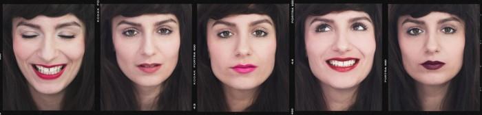 5x matte lipstick door jana boekholt zomer 2016