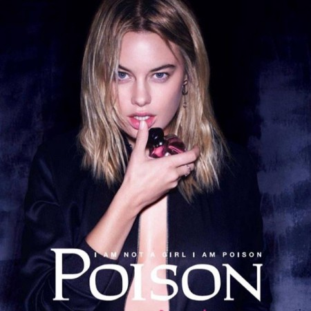 Dior Poison Girl Campaign