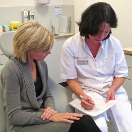 Doornemen Protocol DermaClinic