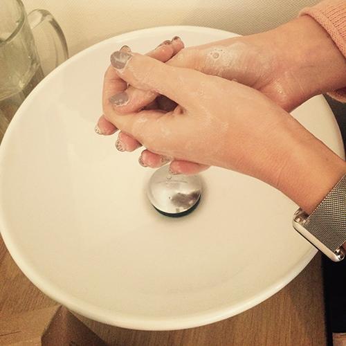 Oolaboo Happy Hand Soap Sfeerbeeld 2