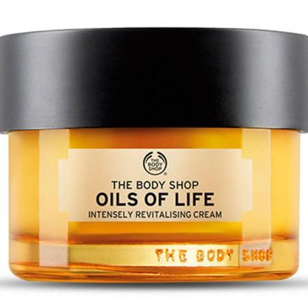 Oils of Life Revitalising Cream