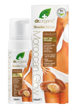 Dr. Oragnic Self Tan Mousse