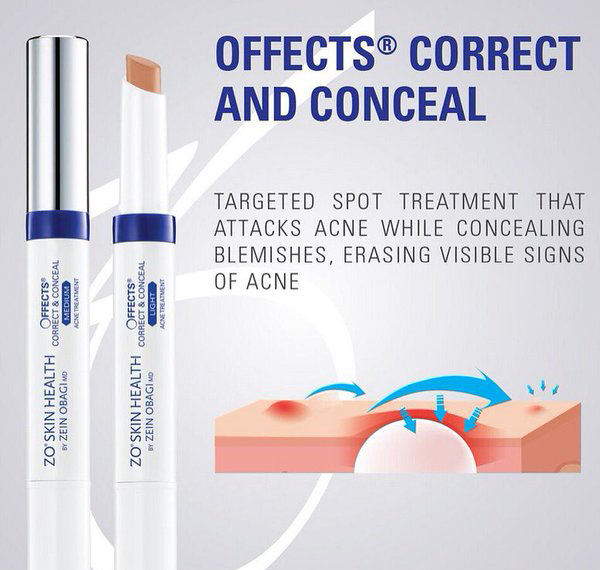 Offects Correct and Conceal