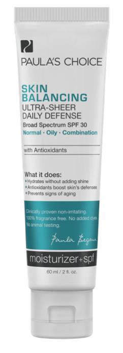 PC Skin Balancing Ultra Sheer Daily Defense