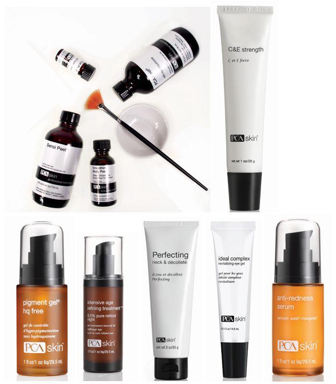 hotlist PCA skin producten in Nederland