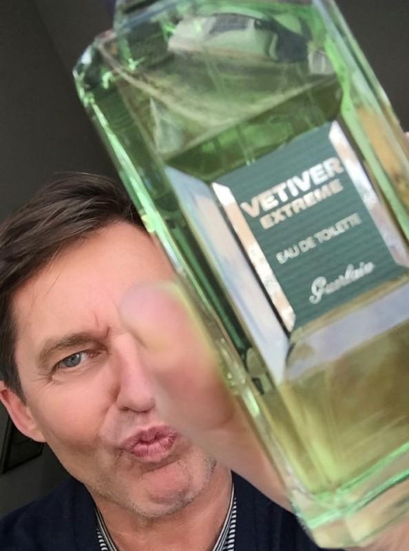mick boskamp over vetiver parfum
