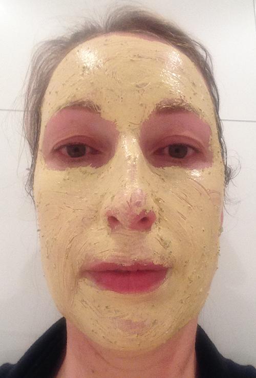 Kiehls Energizing Radiance Mask Simone