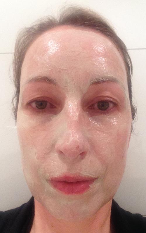 Kiehls Pollutant Defending Masque Simone