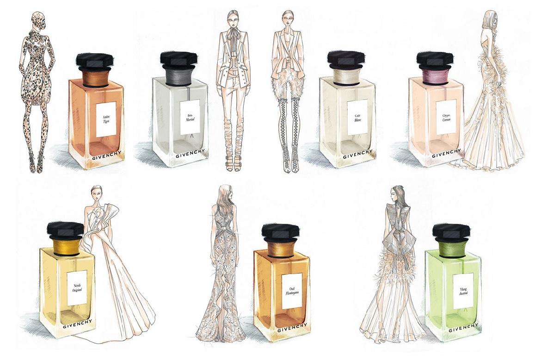 L'Atelier de Givenchy Sfeerbeeld