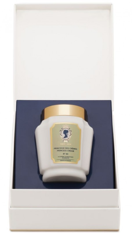 princess cream in box