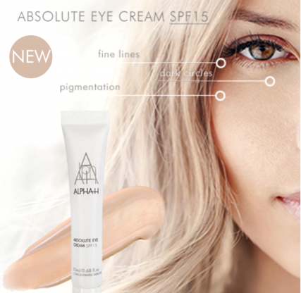 Alpha-H Absolute Eye Cream Sfeerbeeld