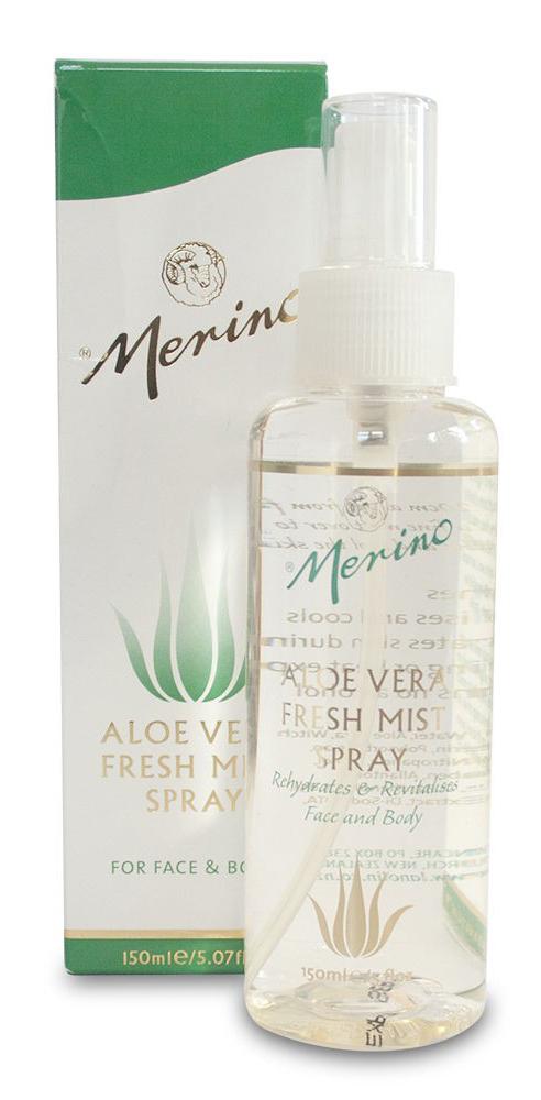 Merino Aloe Vera Fresh Mist