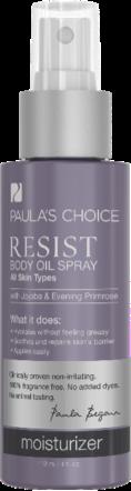 PC Resist Anti-Aging Body Oil Spray