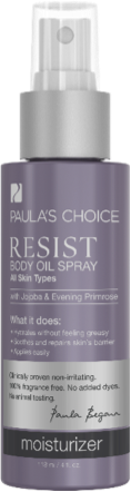 PC Resist Anti-Aging Body Oil Spray
