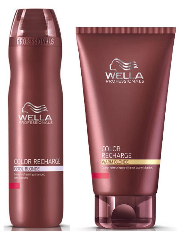 color recharge wella