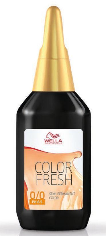 color refresh by wella