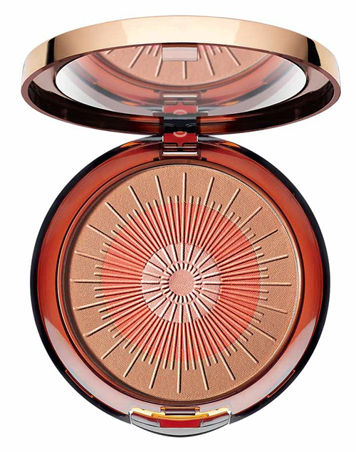 Art Deco Sun Blush
