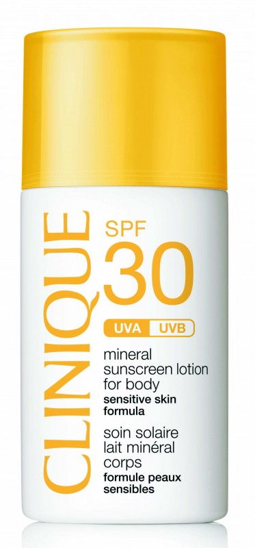 Clinique Mineral Sunscreen Body