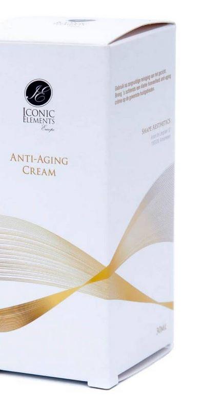 anti aging creme iconic elements