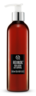 Body Shop Red Musk Body Lotion