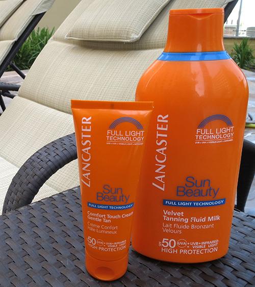 Lancaster Sun Beauty Producten