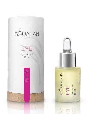 squalan eye serum