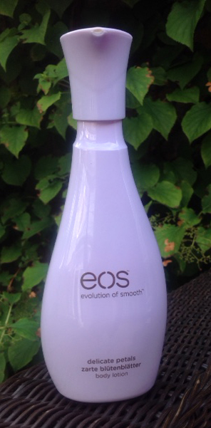 EOS Body Lotion Verpakking