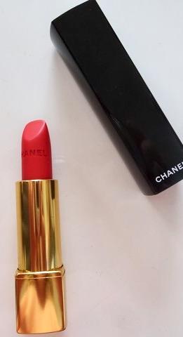 chanel tentation lipstick