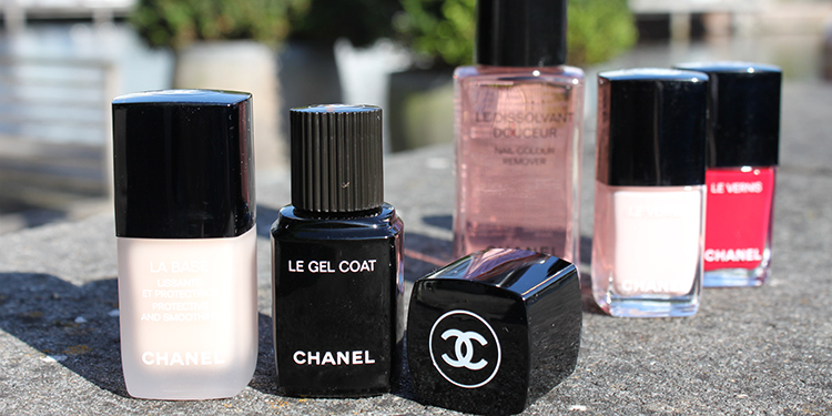 Getest Chanel Le Gel Coat gellak zonder lamp