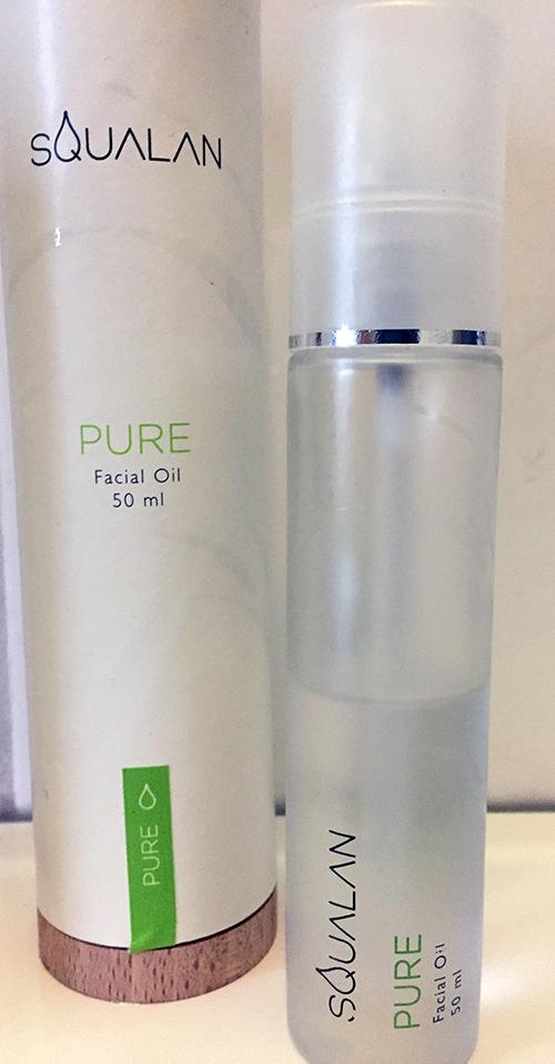 Squalan Pure Facial Oil Su