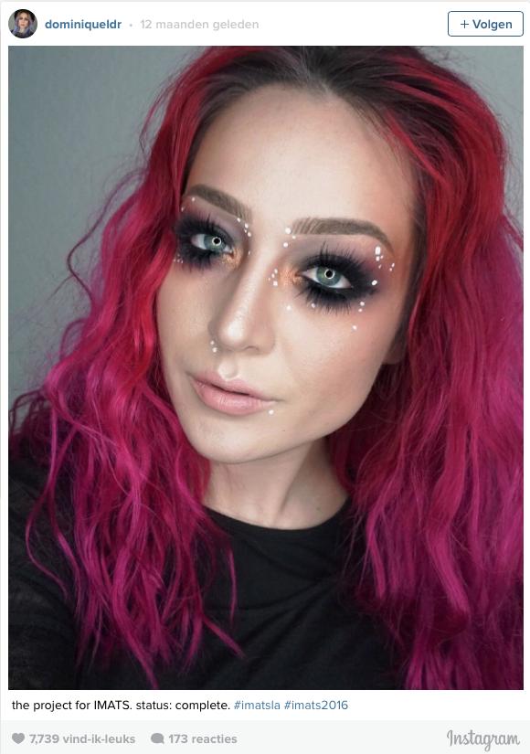 Dot Eyeliner Instagram 1