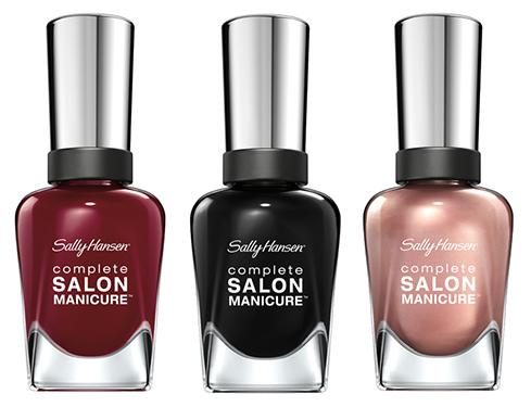 NIW Sally Hansen Complete Salon