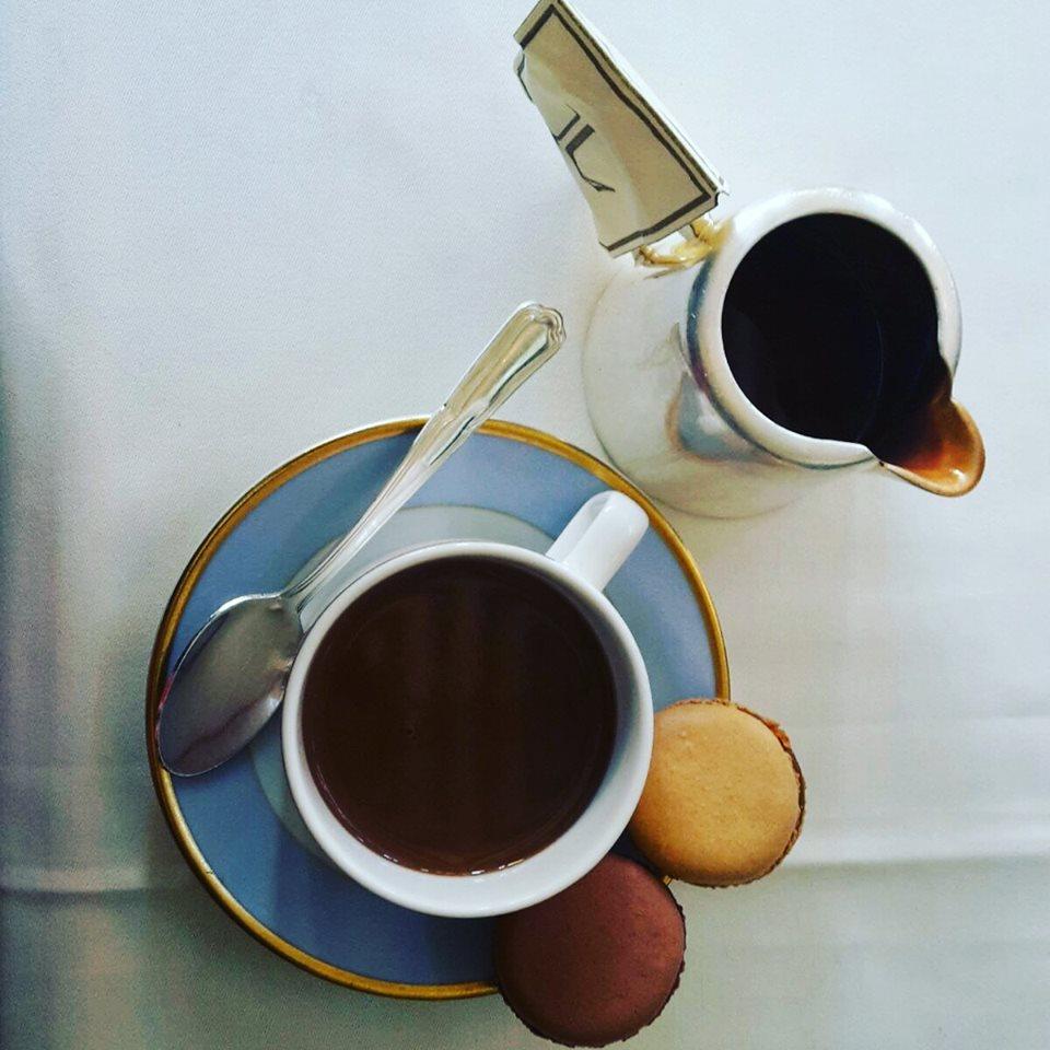 Parijs Laduree Koffie