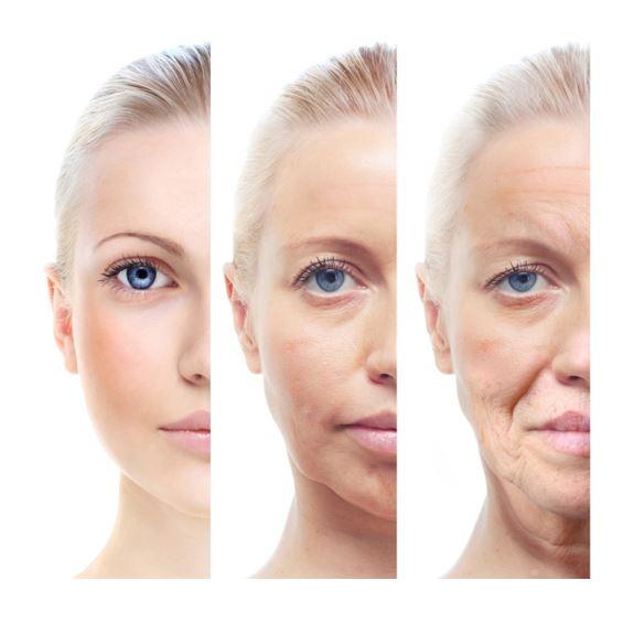 veroudering midface