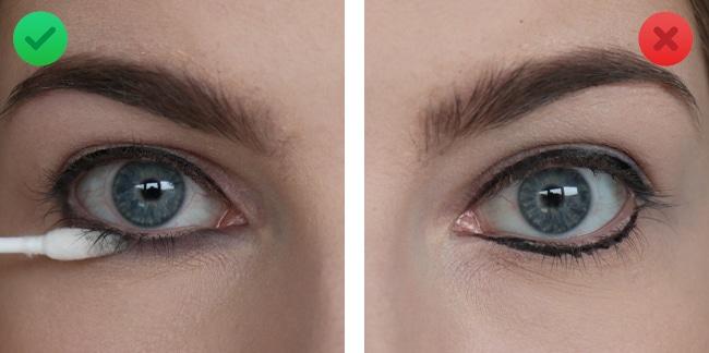 watervaste eyeliner