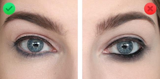 eyeliner blenden