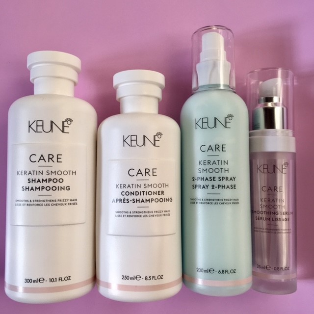 Keune Keratin Smooth Producten