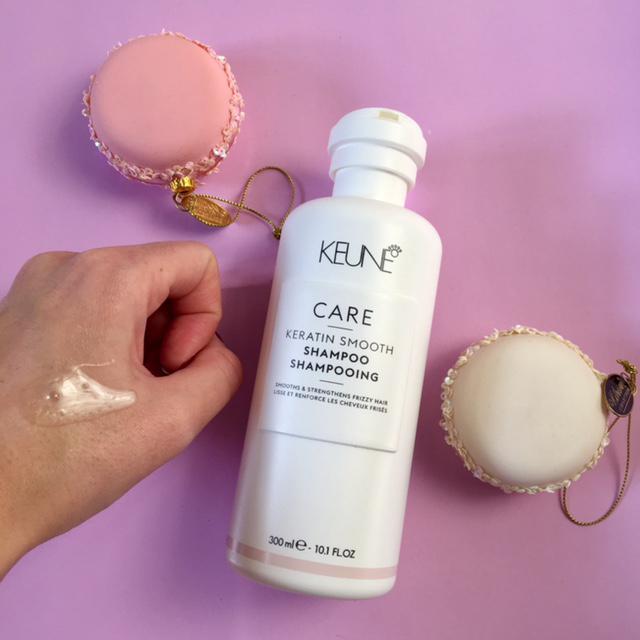 Keune Keratin Smooth Shampoo