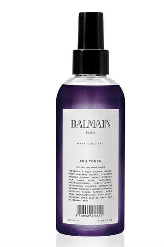 balmain ash toner