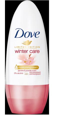 Dove Winter Deo Roller