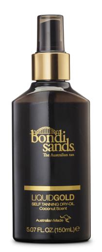 Bondi Sands Liquid Gold Self Tannning Dry Oil
