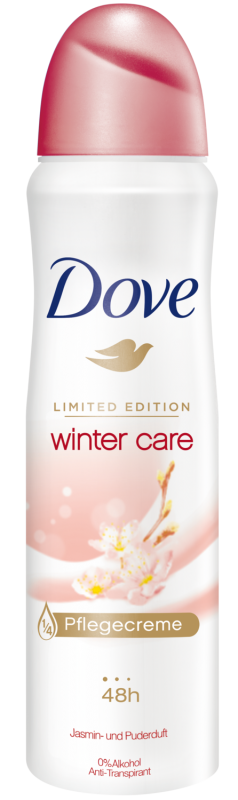 Dove Winter Care Deo Spray