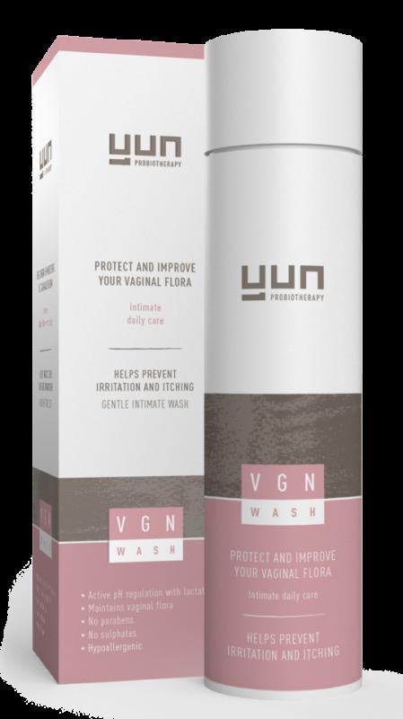 YUN VGN wash vaginale verzorging