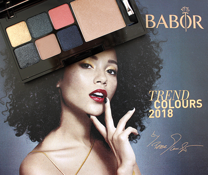 BABOR Celebrate Beauty Face & Eye Palette